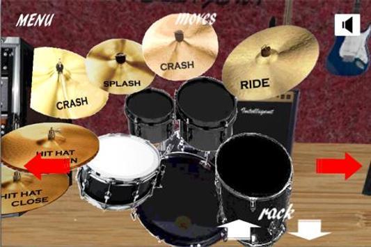 Drum 3D (Intelligent) poster