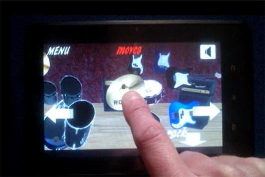Drum 3D (Intelligent) screenshot 2