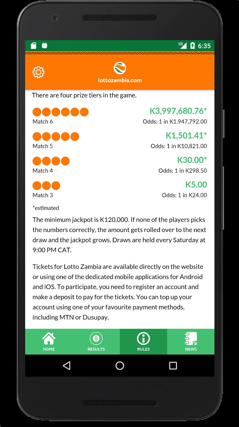 Lotto Zambia for Android - APK Download