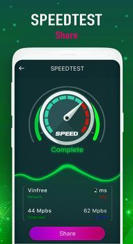 internet speed meter test:ping test & speed meter poster