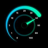 Спидтест (Speed Test) - тест скорости интернета иконка