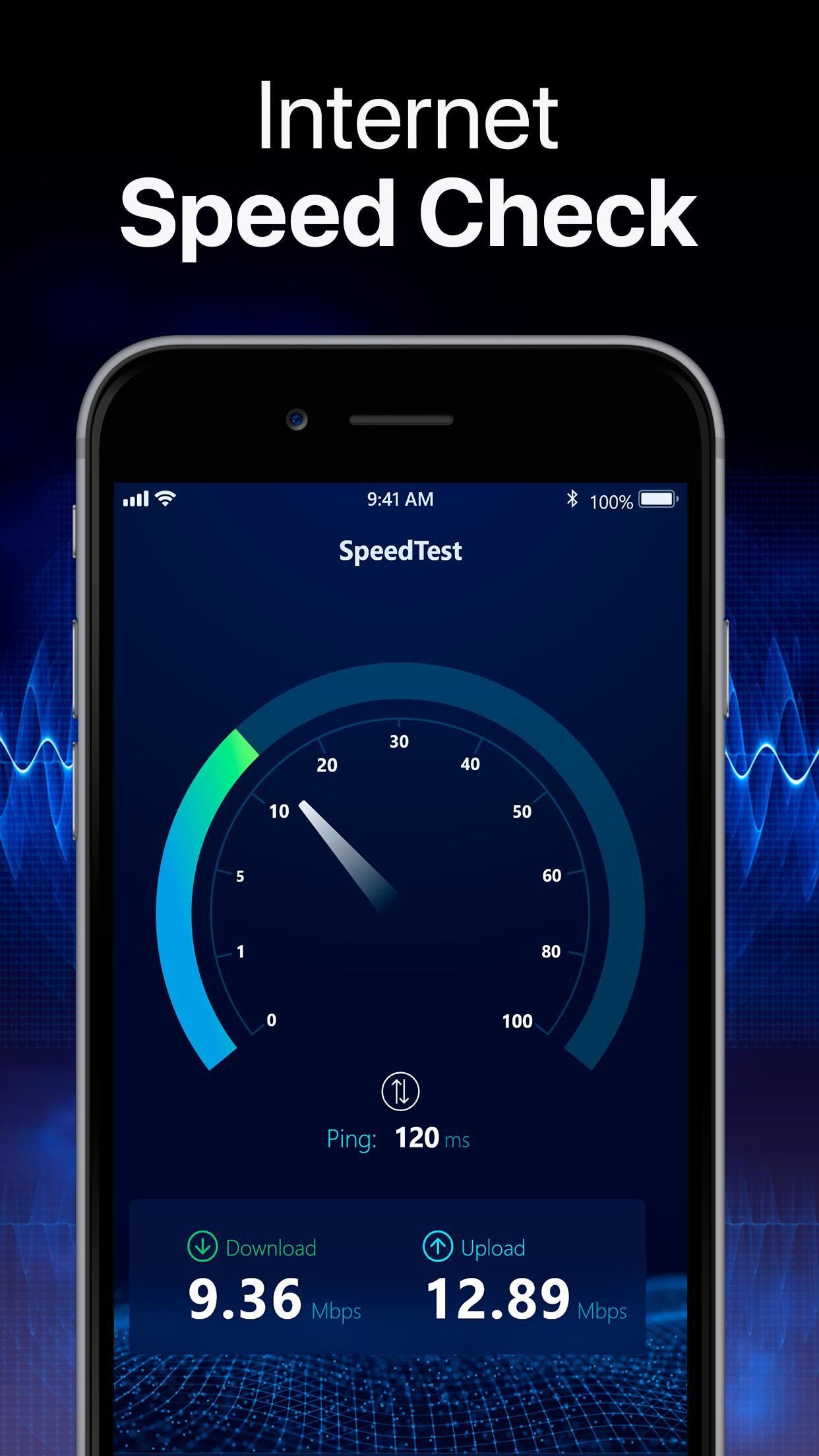 Internet Speed Test Original - WiFi Analyzer for Android ...