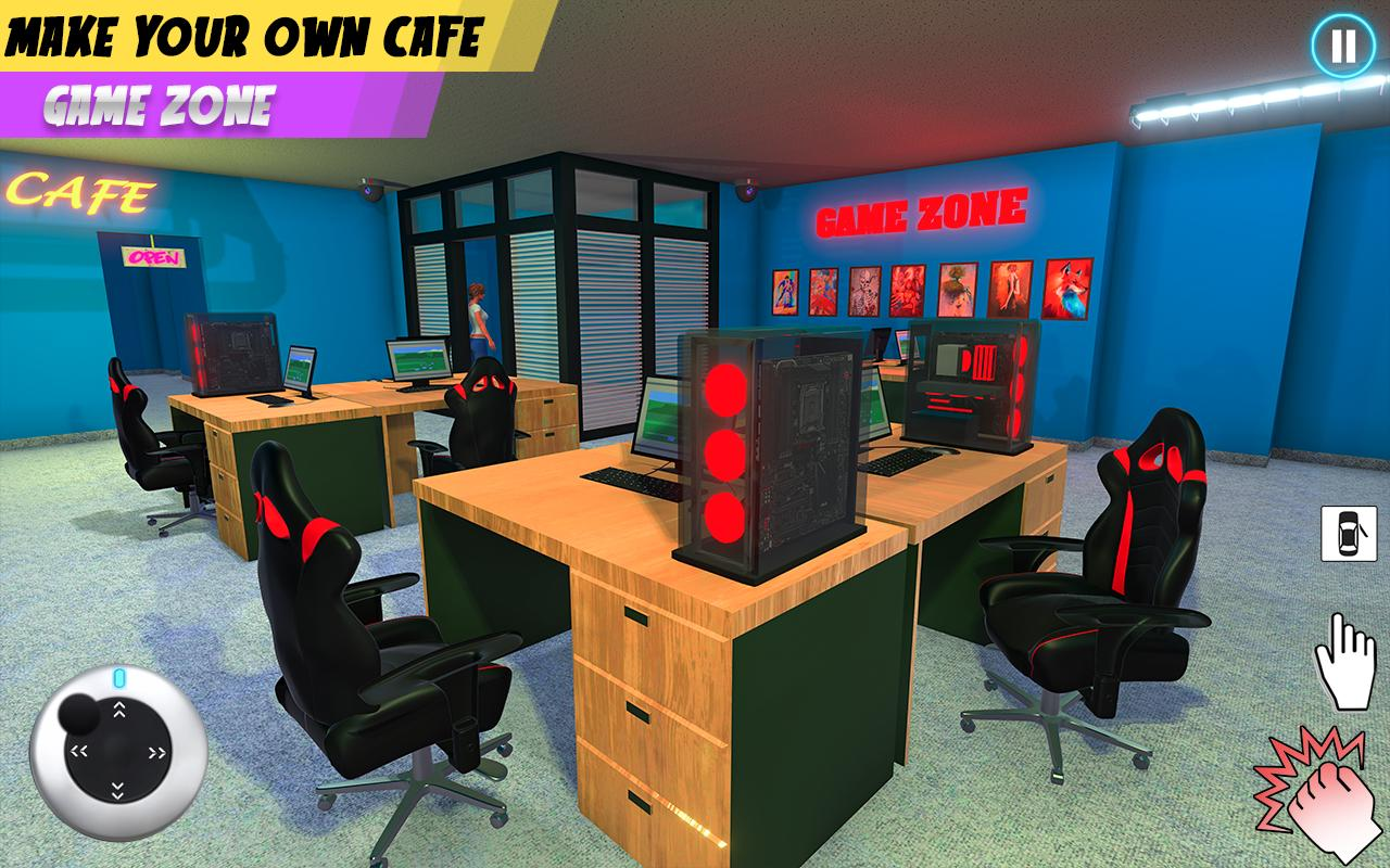 PC Cafe Business simulator 2020 for Android - APK Download