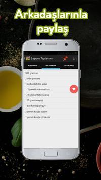 İnternetsiz Kurabiye Tarifleri screenshot 2