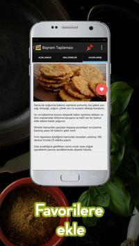 İnternetsiz Kurabiye Tarifleri screenshot 3