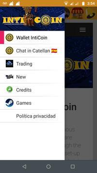 IntiCoin captura de pantalla 3