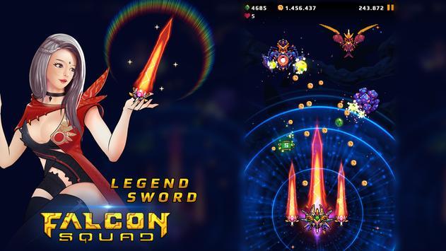 Falcon Squad स्क्रीनशॉट 5