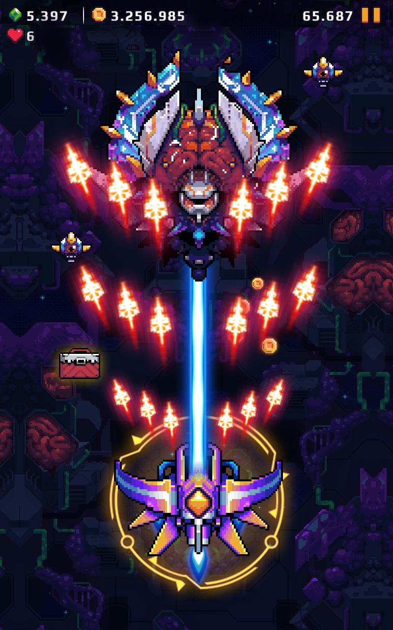 Galaxy Shooter - Falcon Squad for Android - APK Download