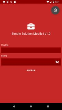 Simple Solution Mobile screenshot 1