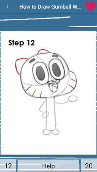 Drawing Cartoon Characters - Step By Step screenshot 5