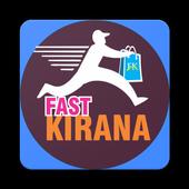Fast Kirana icon