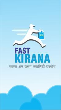 Fast Kirana poster