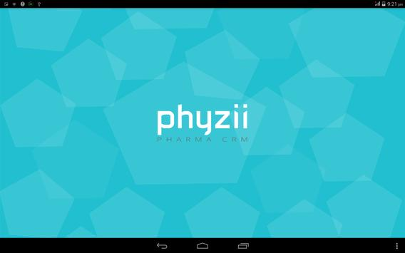 Phyzii Tab screenshot 4