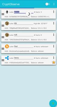CryptObserve screenshot 2