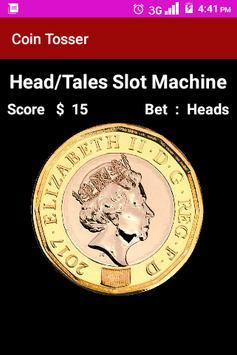 Coin Tosser screenshot 1