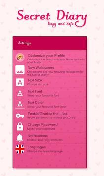 Secret Diary screenshot 4
