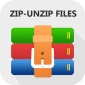 Zip & Unzip Files - Unzip Files App icon