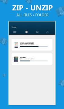 Zip & Unzip Files - Unzip Files App screenshot 1