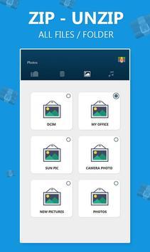 Zip & Unzip Files - Unzip Files App screenshot 2