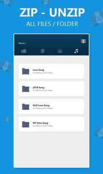 Zip & Unzip Files - Unzip Files App screenshot 3