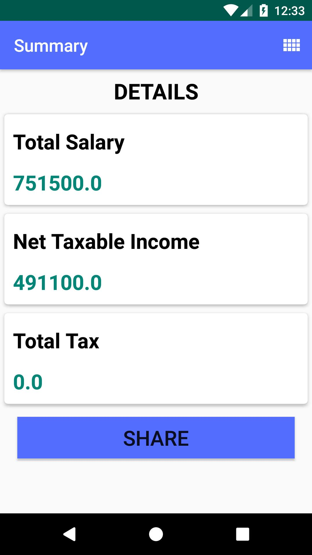 Income Tax Calculator (2019) || INDIA for Android - APK Download