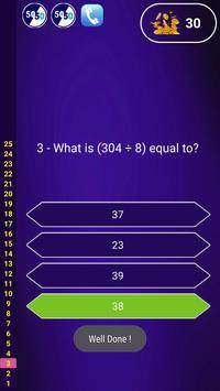 Kids Quiz Math screenshot 5