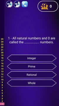 Kids Quiz Math poster