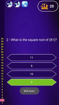 Kids Quiz Math screenshot 3