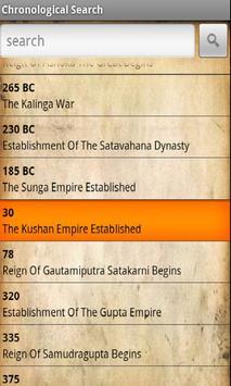 History of India screenshot 3