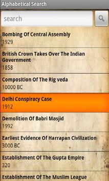 History of India screenshot 2