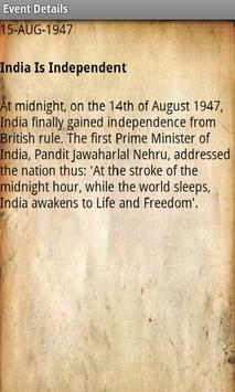 History of India screenshot 4