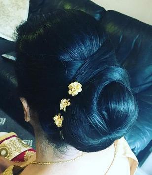 Indian Bridal Hairstyles screenshot 1