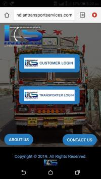 indiantransportservices poster