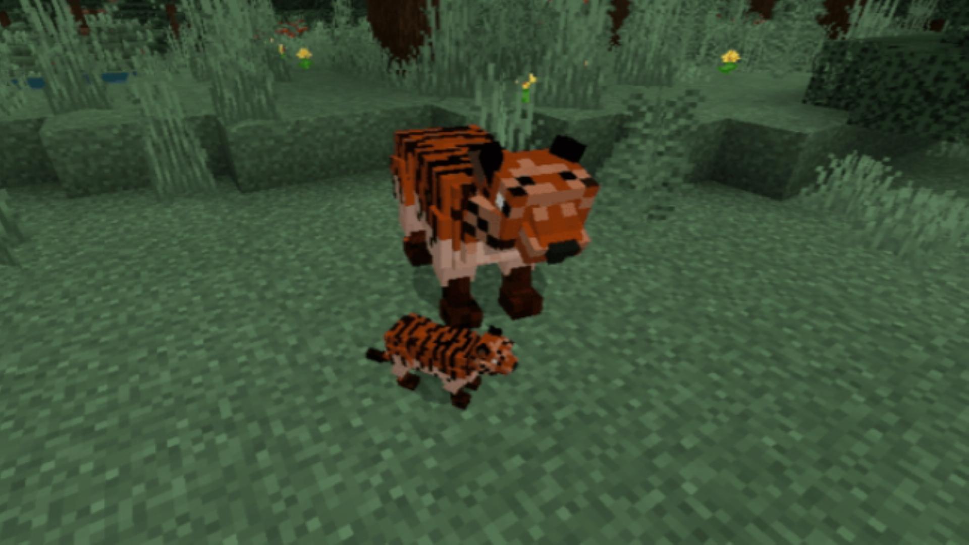 мод на животных в майнкрафт 0.16.0 #9