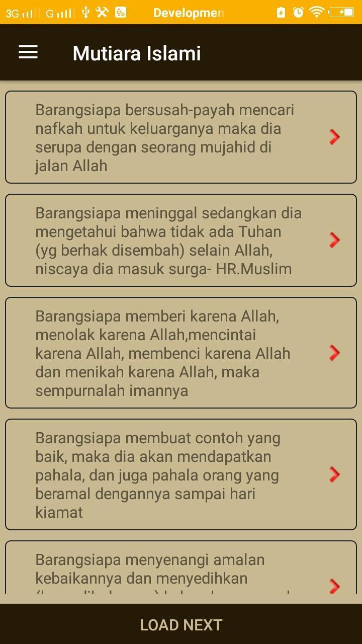 Kata Mutiara Islami Für Android Apk Herunterladen