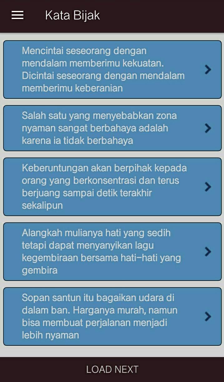 Kata Bijak Für Android Apk Herunterladen