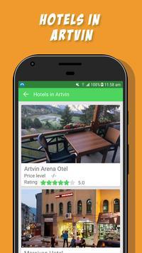 Artvin - Travel Guide screenshot 12