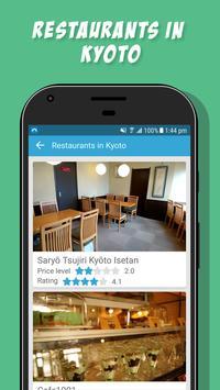 Kyoto - Travel Guide screenshot 12
