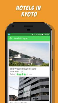 Kyoto - Travel Guide screenshot 19