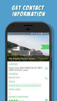 Kyoto - Travel Guide screenshot 6
