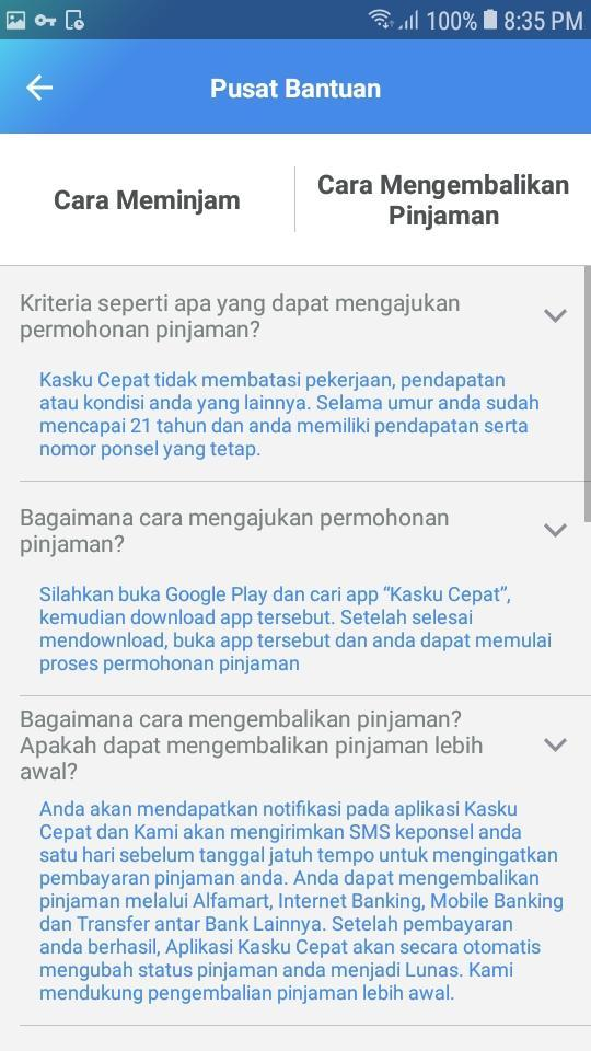 Kas Cepat For Android Apk Download