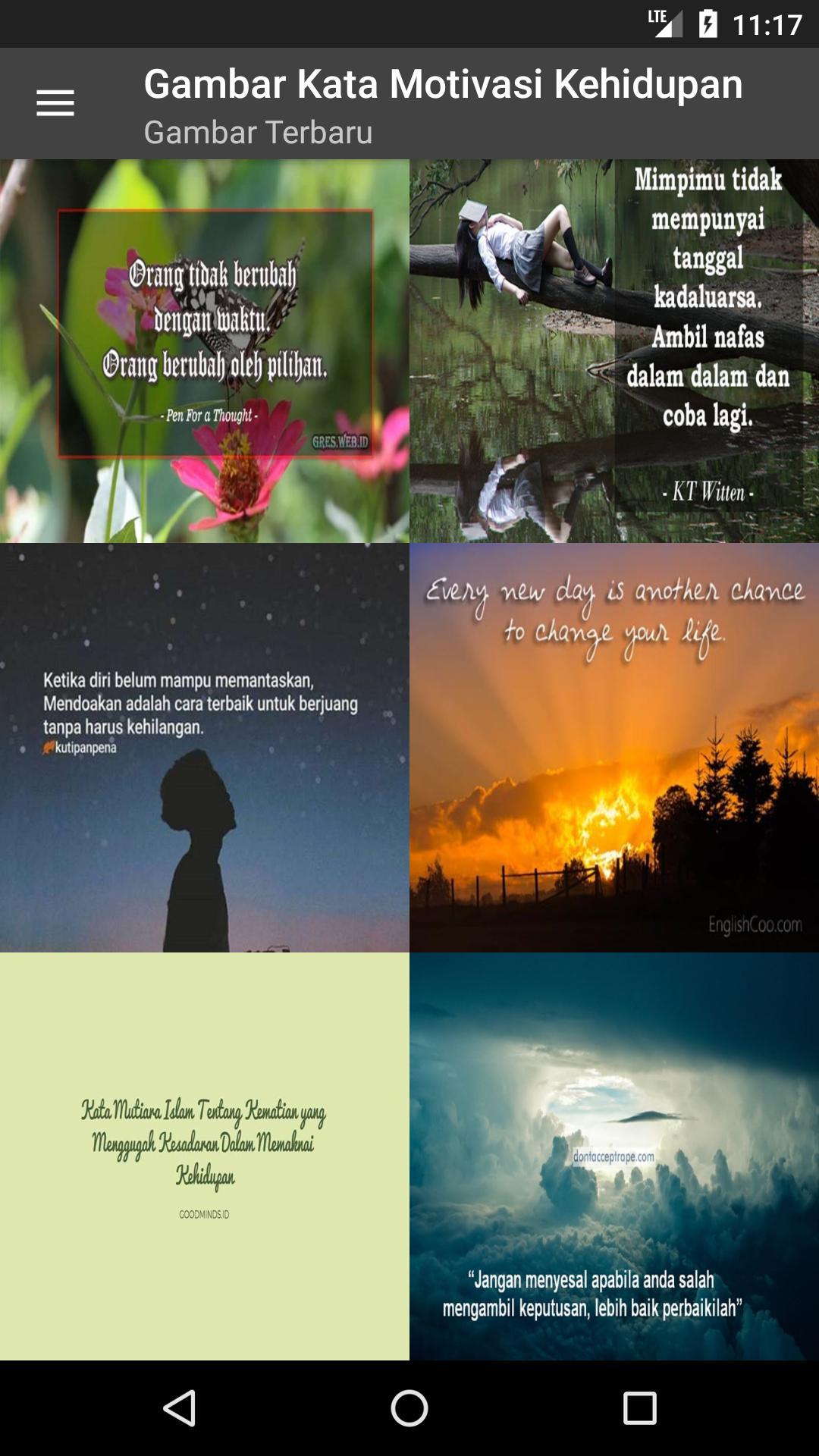 4600 Gambar Kata Motivasi Hidup Islam Terbaru Gambar Romantis