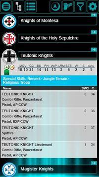 Infinity Army Mobile screenshot 1