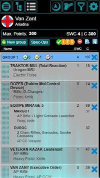 Infinity Army Mobile screenshot 2