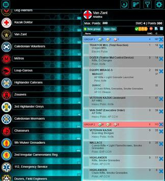 Infinity Army Mobile screenshot 6
