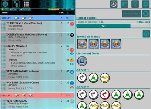 Infinity Army Mobile screenshot 8
