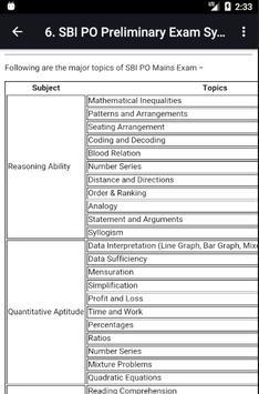 Govt Job Exams screenshot 5