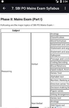 Govt Job Exams screenshot 7