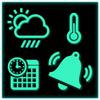 Custom Weather Alerts आइकन