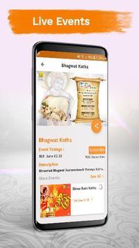 i2i Live  : Live Darshan, Events & Devotional screenshot 4